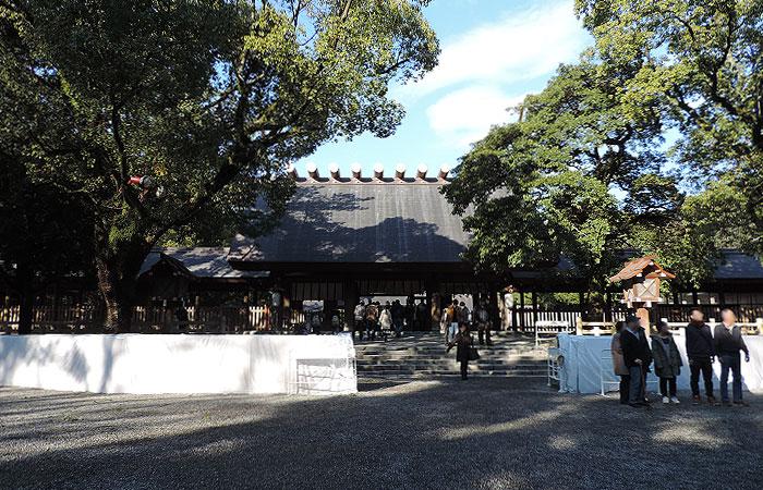 熱田神宮 本宮