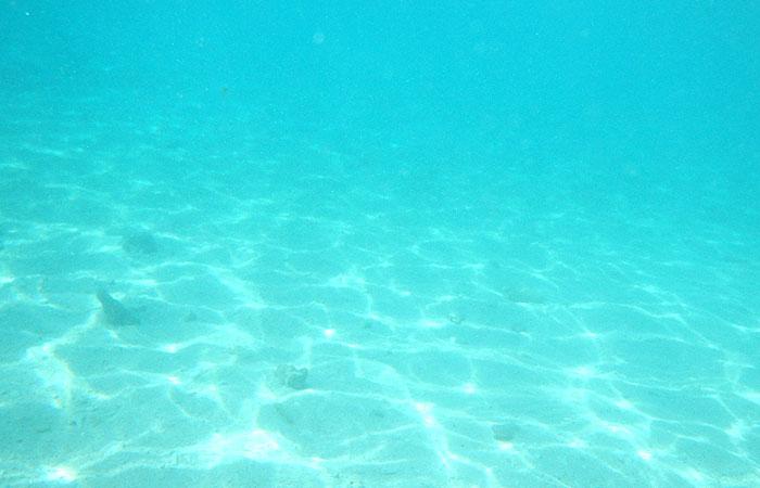 水納島ビーチ