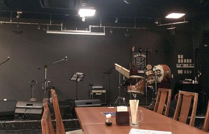 島唄ライブ居酒屋ティンガーラ