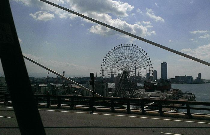 関空への高速バス
