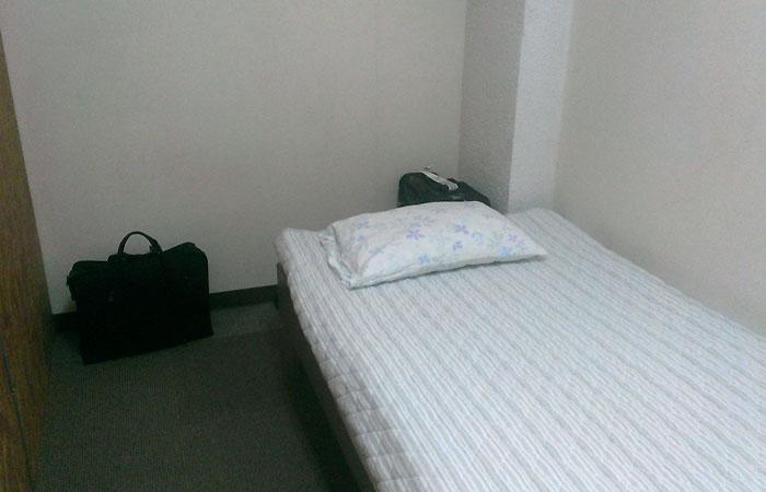 ドミトリーマチナト 1800円の個室
