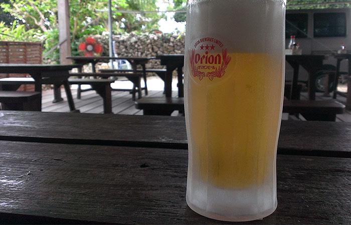 竹富島で会いましょう オリオンビール