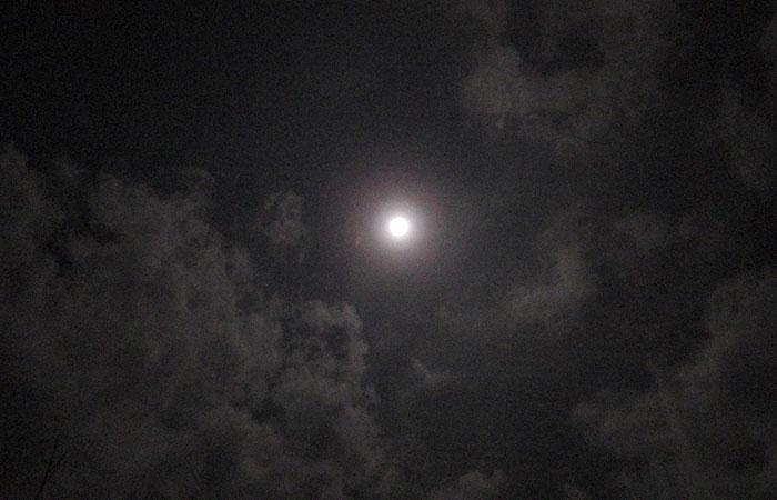 石垣島 月