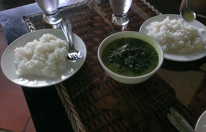 カンボジア飯