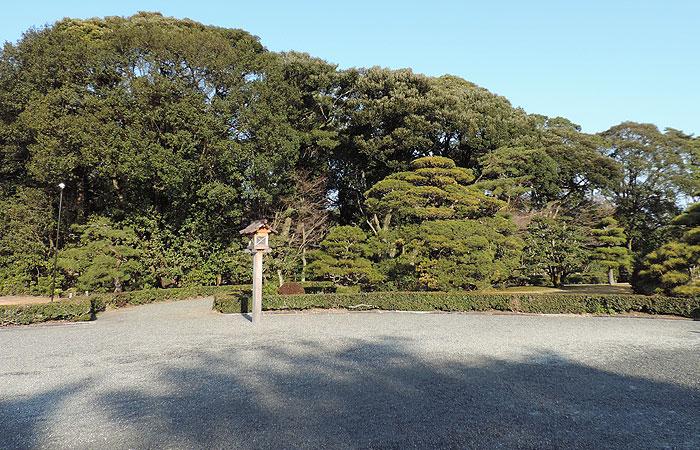 内宮 神苑