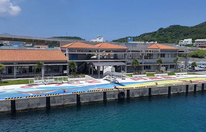 阿嘉島 港