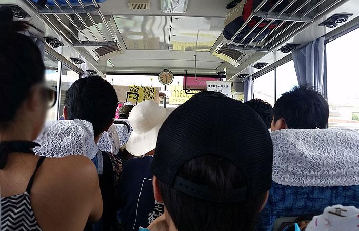 渡嘉敷 バス