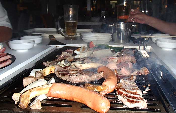 ビーチタワー BBQ