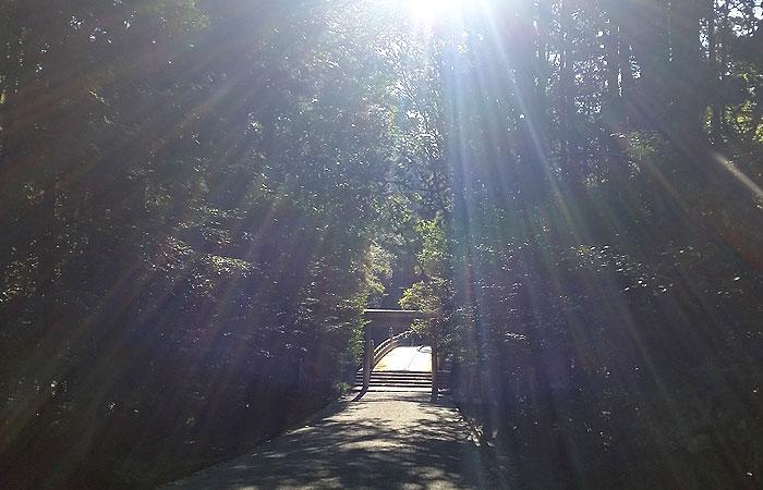 五十鈴川御橋