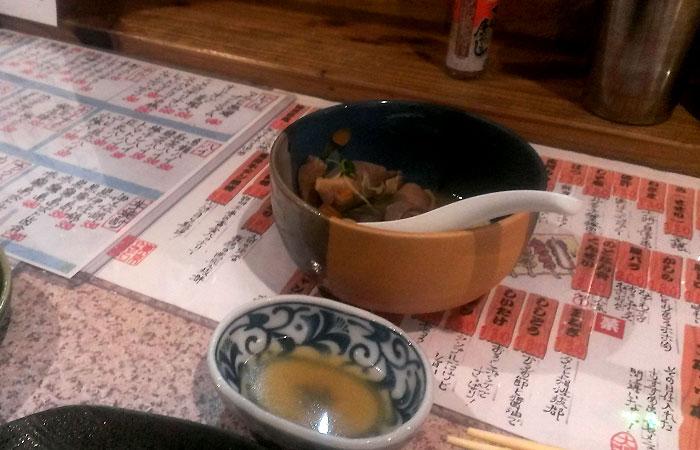 東京やきとり酒場 モツ煮