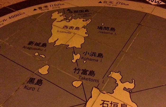 八重山地図