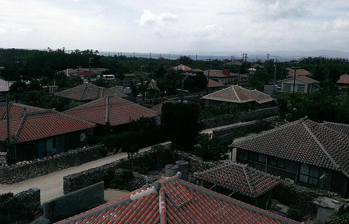 なごみの塔からの景色