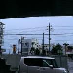 雨の石垣島