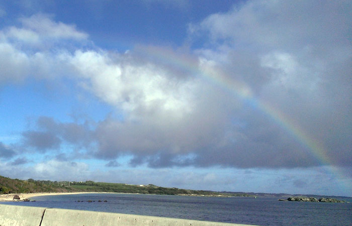 海人公園 虹