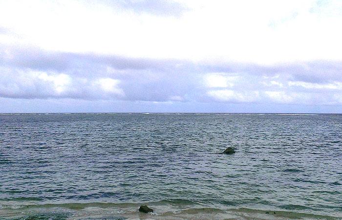ココスビレッジ プライベートビーチ