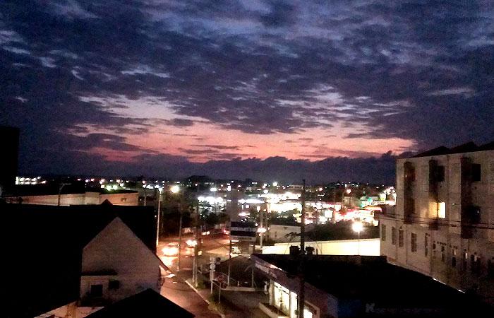 石垣島 アートボックス 屋上からの眺め