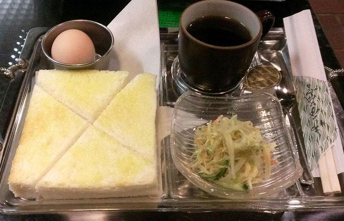 ビジネスホテルマルヤマ 喫茶富士