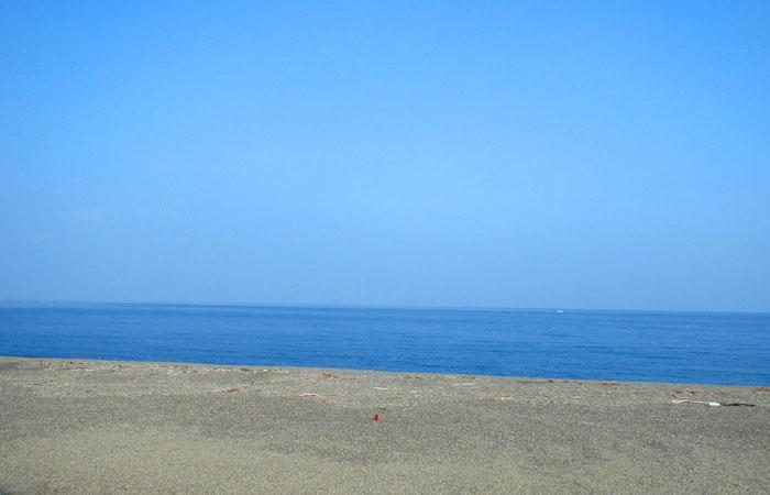 二見浦 海