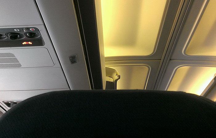 JTAの飛行機