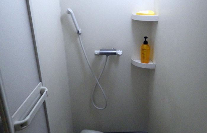 おきなわトレンドナビ シャワールーム