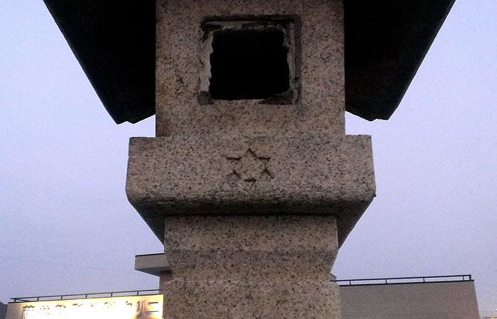 内宮から五十鈴川駅 灯籠