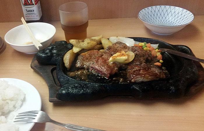 沖縄 ステーキ