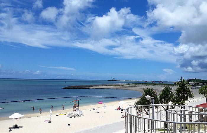 豊崎ちゅらSUNビーチ