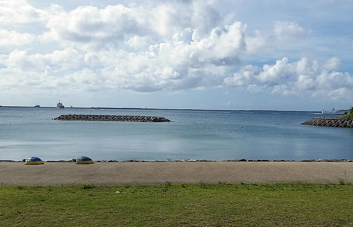 波の上うみそら公園