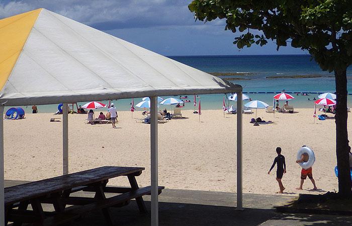 ビーチ テント
