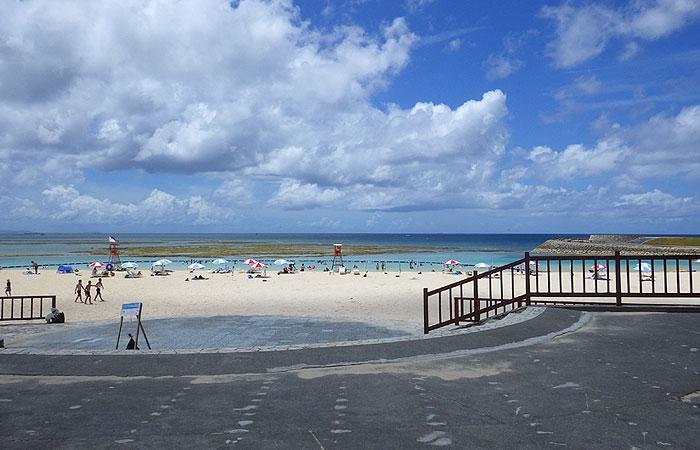 トロピカルビーチ 全景