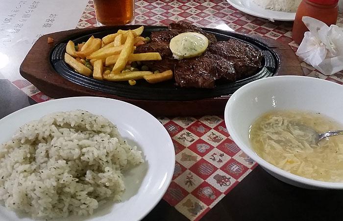 ビッグハート ステーキ