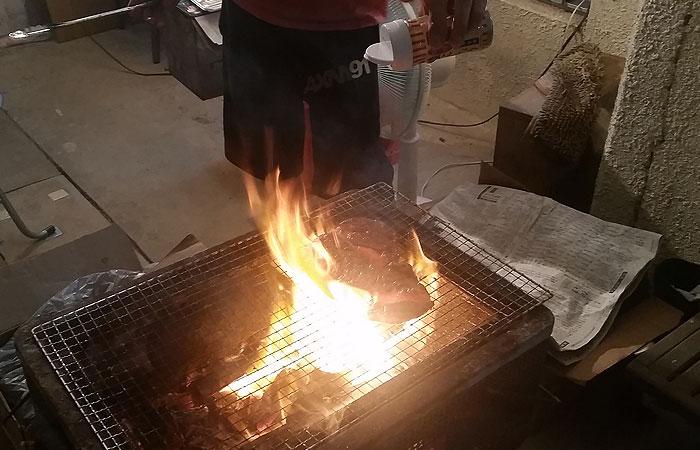 BBQ ステーキ