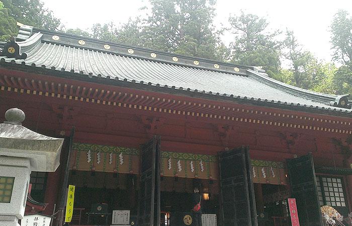 二荒山神社 本殿