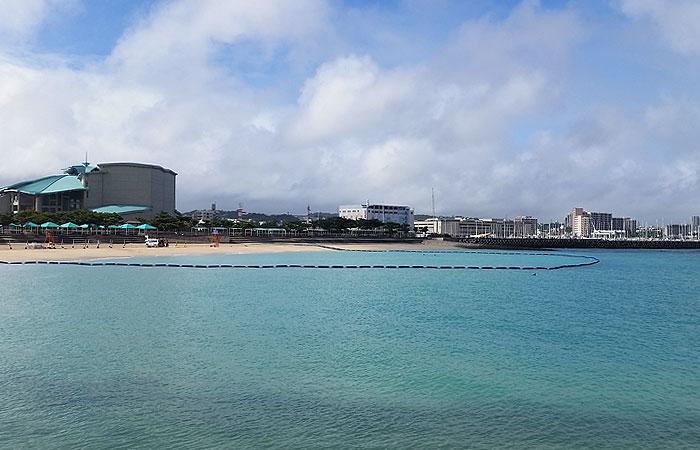 トロピカルビーチ全景