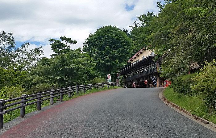 三峯神社入口
