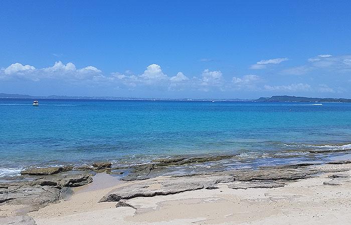 トゥマイ浜