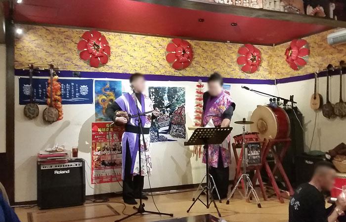 島唄ライブ