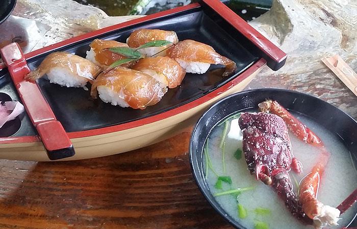 べっ甲寿司