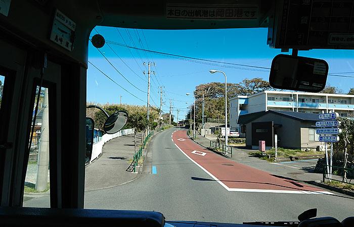 伊豆大島 バス