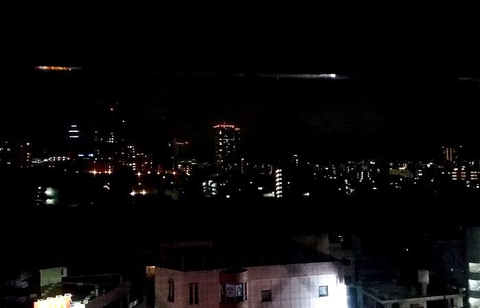 新都心夜景