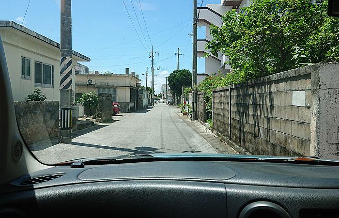 久米島ドライブ