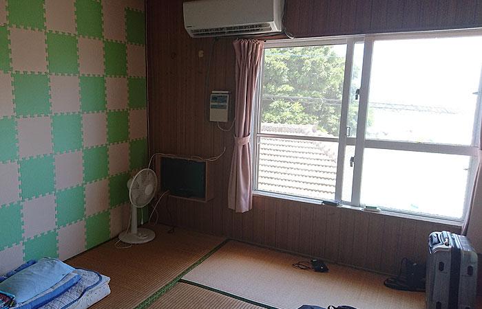 久米島 糸数 客室